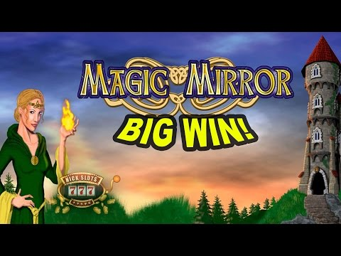 BIG WIN on Magic Mirror Slot - £2 Bet