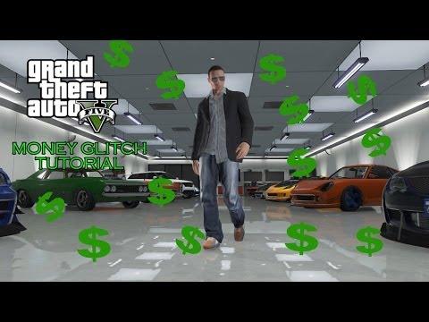 GTA 5 Online Money Glitch 1.5M Per Hour! [PATCHED :(]