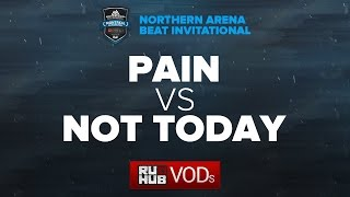 paiN vs NT, game 1