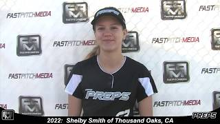 2022 Shelby Smith Outfield and Third Base Softball Skills Video - Easton Preps