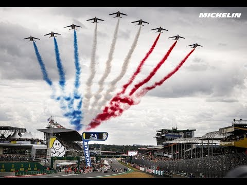Highlights - 2019 Le Mans 24 Hours - Michelin Motorsport