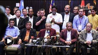 Video Sidang media HARAPAN tawan Putrajaya MP3, 3GP, MP4, WEBM, AVI, FLV November 2018