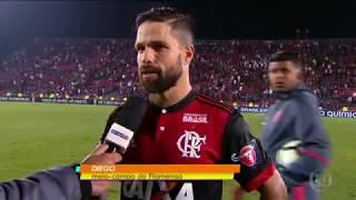Flamengo 2 x 2 Palmeiras * Globo Esporte RJ * Brasileiro 2017