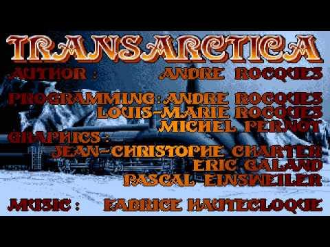 Transarctica Atari