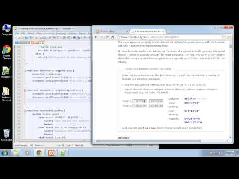 Projects in HTML5 – Chapter 63 – Watch \u0026 Calculate