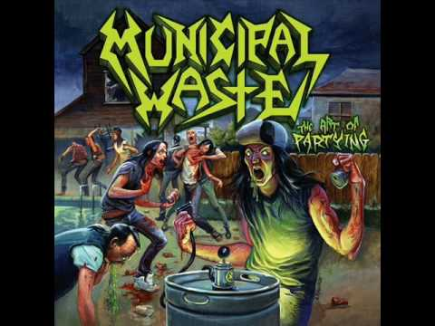 Municipal Waste - I just wanna rock lyrics