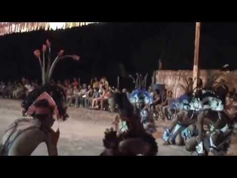 ritual indígena de Água doce do Maranhão