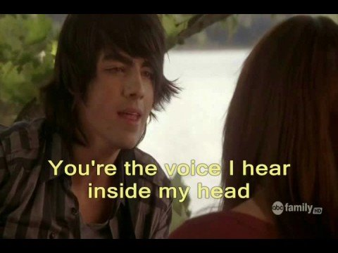 "Camp Rock ""Gotta Find You"" *with Lyrics*"