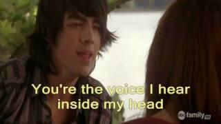 "Camp Rock ""Gotta Find You"" *with lyrics*"