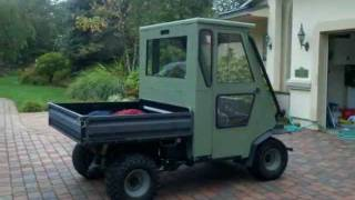 8. My Kawasaki Mule Project