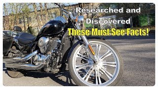 1. Is Kawasaki Vulcan 900 GOOD? Check the SPECS! #84