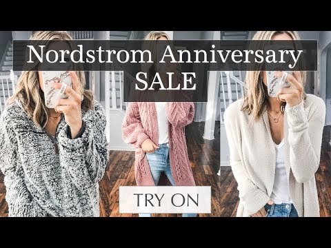 2018 Nordstrom Anniversary Sale Try On Haul