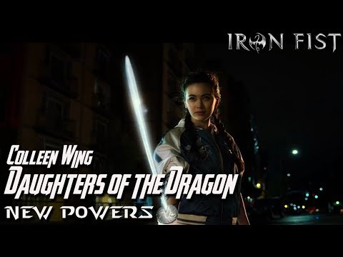 Colleen Wing || Daughter of Dragon - new Powers || Iron Fist  Season 2
