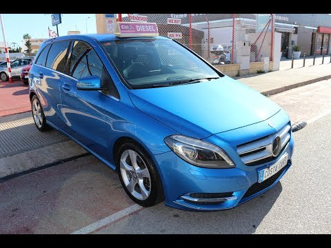 Katso video MERCEDES B CLASS 180 CDI SPORT