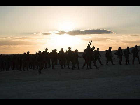 La marche des combattants : Massa Kumta de Nahal