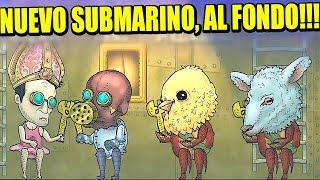 NUEVO SUBMARINO - WE NEED TO GO DEEPER Actualización