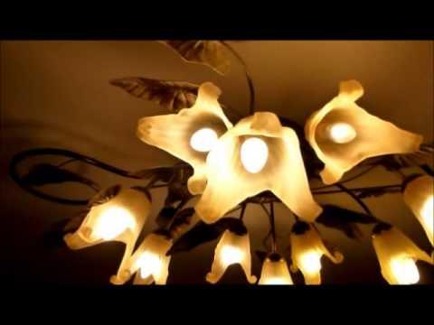 Vergleich Leuchtmitteln E14 LED Kerze und UFOs und E14 - Leuchtstoff PHILIPS