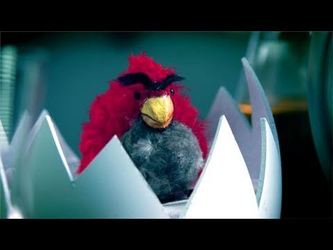 The Angry Birds Movie Trailer. 