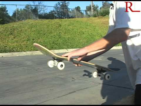 RONSON LAMBERT - TRICK TIP #1 -  SKATEBOARDING (видео)