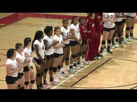 NCAA Atlantic Regional Volleyball - #1 WJU vs #8 Shaw