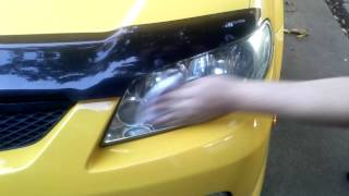 Cost-Effective Way To Clean Your Car's Headlight