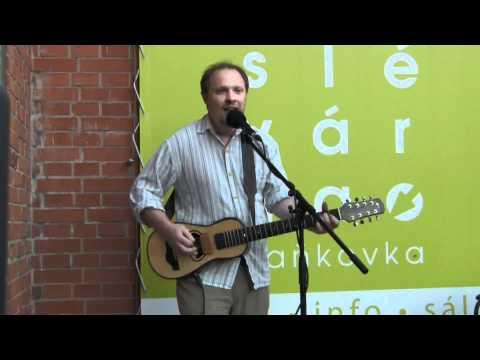 Honza Plšek - Šeherezáda (Café PRÁH 20.7.2011, Festival ve střed