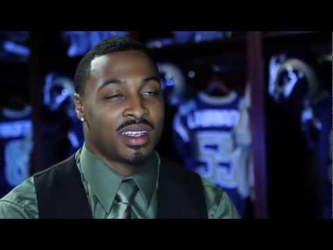 Isaiah Pead Interview 4/30/2012 video.