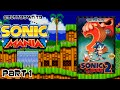 Countdown to Sonic Mania Part 1: Sonic The Hedgehog 2 (1992) Emerald Hill Zone