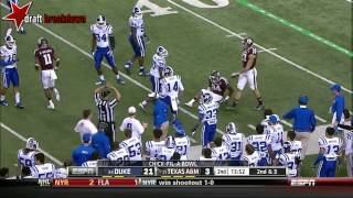 Johnny Manziel vs Duke (2013)