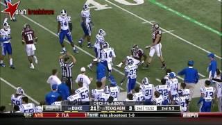 Johnny Manziel vs Duke (2013)