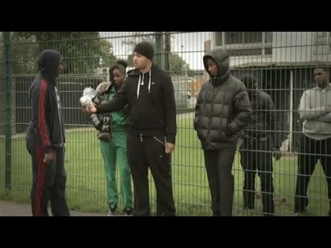 Gang Struggles Fix on ITV News London