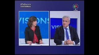 Le ministre Lotfi Benbahmed sur le potentiel économique de l'industrie pharmaceutique | VISIONS