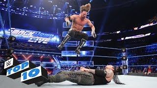 Nonton Top 10 SmackDown LIVE moments: WWE Top 10, Apr. 11, 2017 Film Subtitle Indonesia Streaming Movie Download