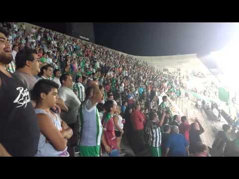 Desamparados 0 vs Alianza 1 -Federal B 2016 (POST PARTIDO Y LA GENTE ALENTANDO A PESAR DE PERDER) - La Guardia Puyutana - Sportivo Desamparados