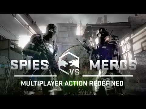 Pre-order now at:http://www.splintercell.com/preorderIn Spies vs Mercs, the ultimate multiplayer mode from Splinter Cell Blacklist, the stealthy and agile spies have to extract sensitive data from 3 terminals while the powerful and heavy armored Mercs