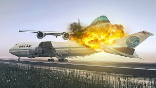Video The Crash Of The Century | New Flight Simulator 2017 [P3D 3.4 - Ultra Realism] MP3, 3GP, MP4, WEBM, AVI, FLV Maret 2019