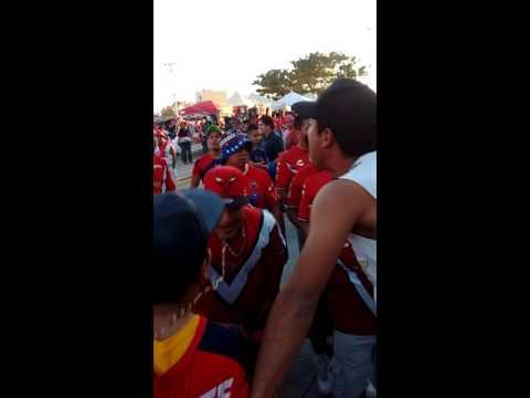 Veracruz vs América 2016/ BARRA 47 - Barra 47 - Tiburones Rojos de Veracruz