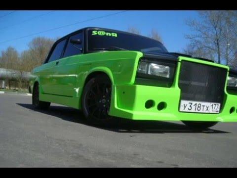 Тюнинг ВАЗ 2107
