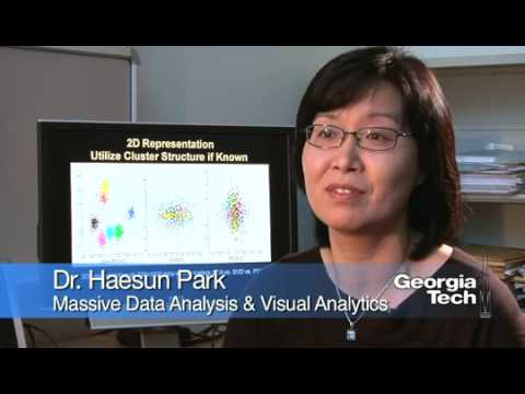 Georgia Tech High Performance Computing: Haesun Park
