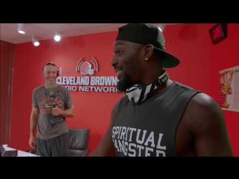 Hard Knocks: Dez Bryant Browns Visit