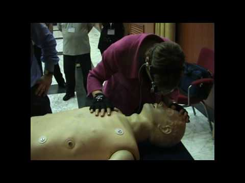 Virtual reality simulatie bij reanimatie training