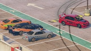 Nonton Gta 5 Los Santos Drifting Fast And Furious Edition Film Subtitle Indonesia Streaming Movie Download