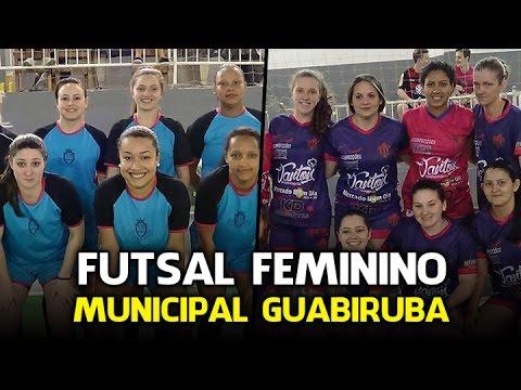 GARRA 3 x 1 ATALANTA - Municipal de Futsal de Guabiruba 2008 - 8ª Rodada
