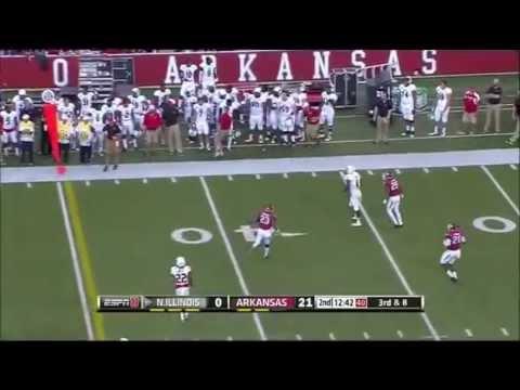 Da'Ron Brown Game Highlights vs Arkansas 2014 video.