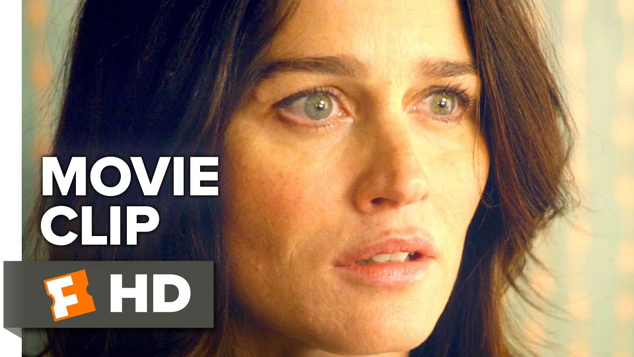 Seeing is Deceiving for Nicolas Cage in Thriller 'Looking Glass' (Clip) with Robin Tunney