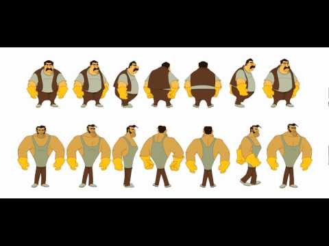 Character Animation 4