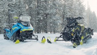7. 2018 Crossover Shootout: Ski-Doo VS Polaris