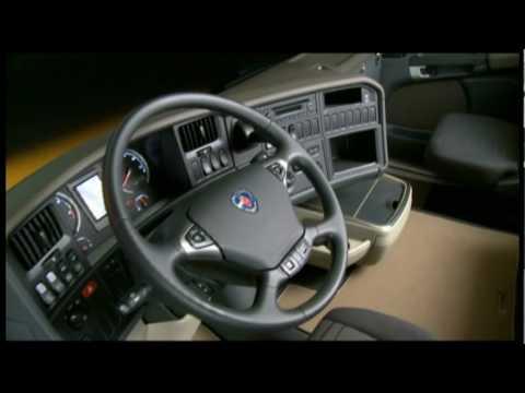camion scania -