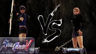 Soul Calibur V replay of Desticy (Tira) going up against Finaty (Ivy)! → FOLLOW ME: https://twitter.com/AKumahMatata DONT MISS A THING, ...