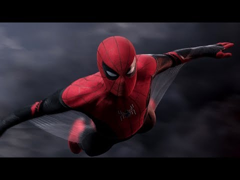 Spider Man Far From Home Final Battle Part 1  HD